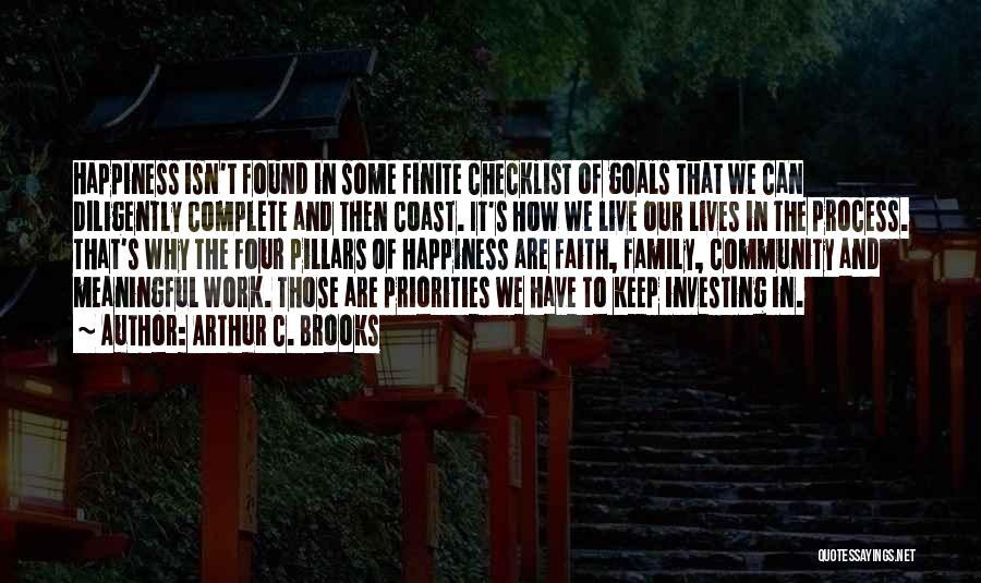 Arthur C. Brooks Quotes 829281