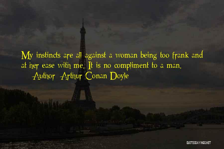 Arthur Conan Doyle Quotes 1035979