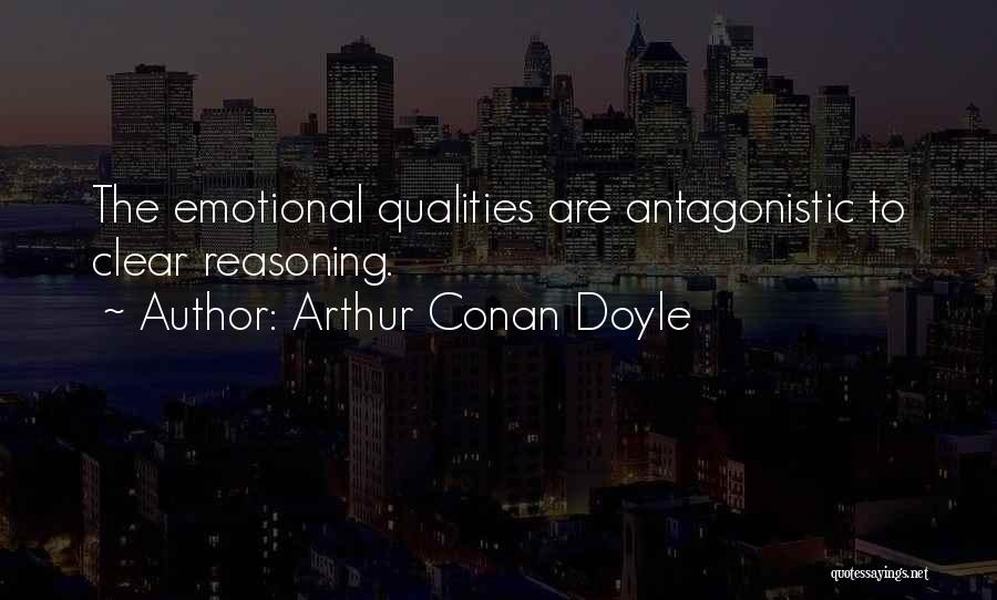 Arthur Conan Doyle Quotes 1053038