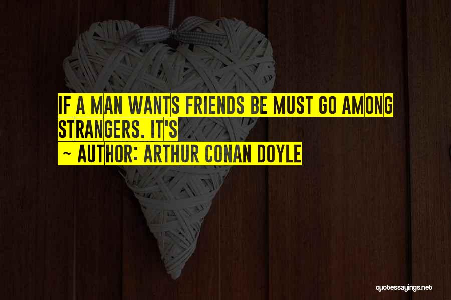 Arthur Conan Doyle Quotes 110411