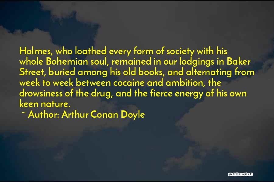 Arthur Conan Doyle Quotes 1276559