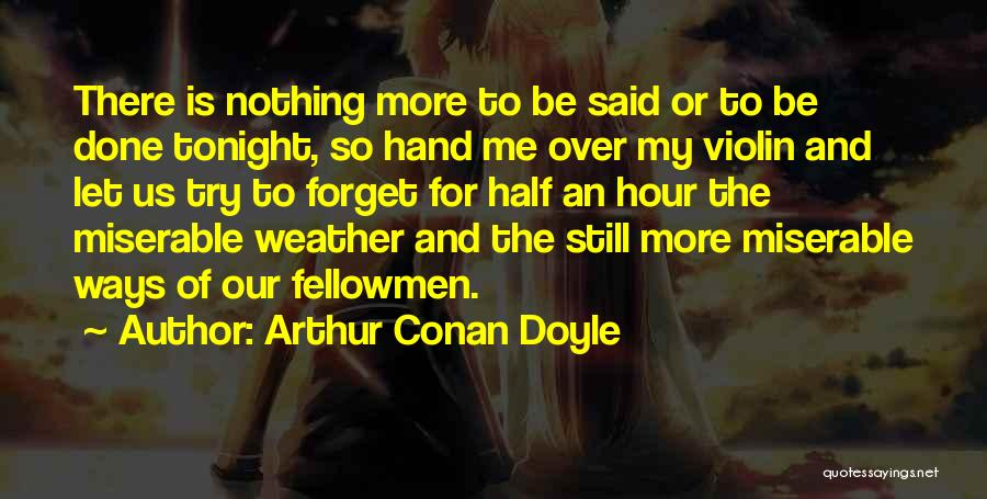 Arthur Conan Doyle Quotes 1459361