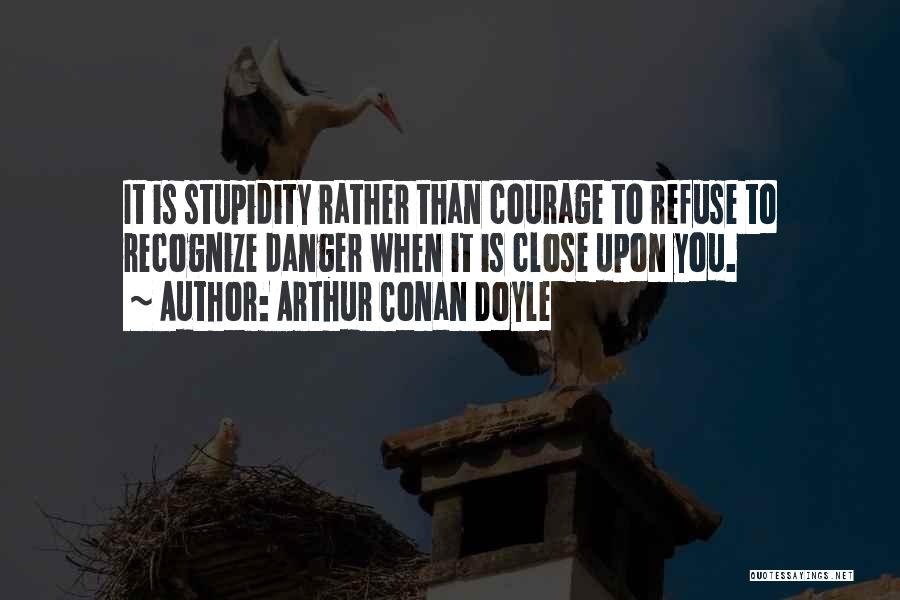 Arthur Conan Doyle Quotes 1498956