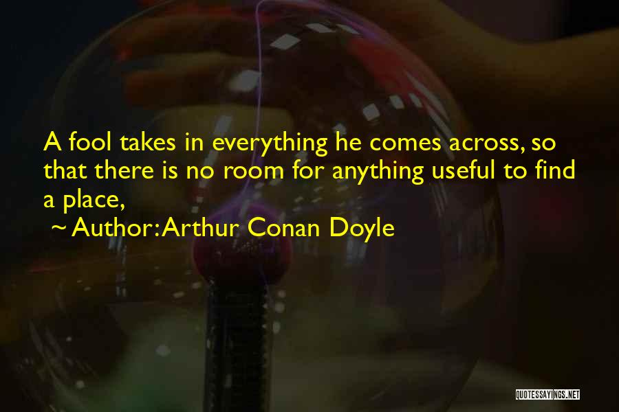 Arthur Conan Doyle Quotes 1516571