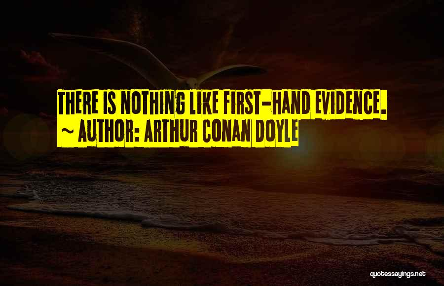 Arthur Conan Doyle Quotes 156393