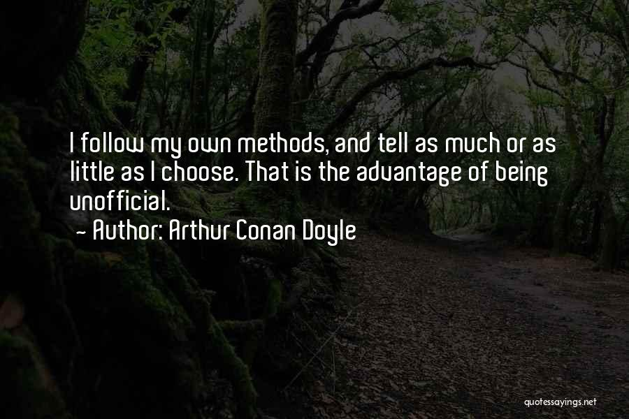 Arthur Conan Doyle Quotes 1573644