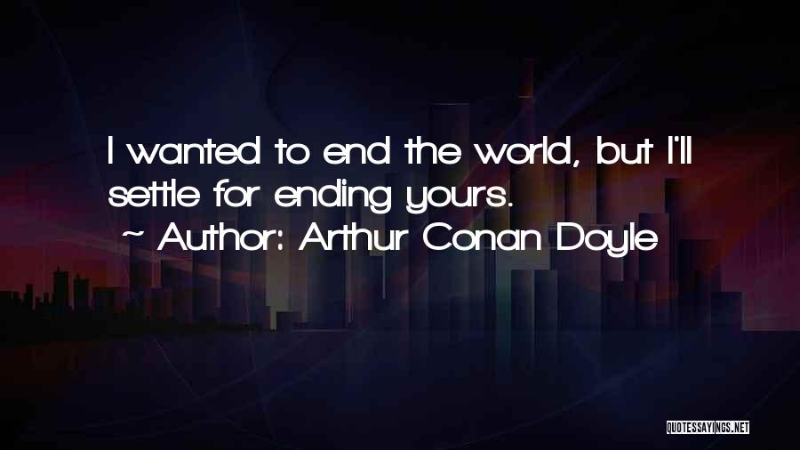Arthur Conan Doyle Quotes 1628046