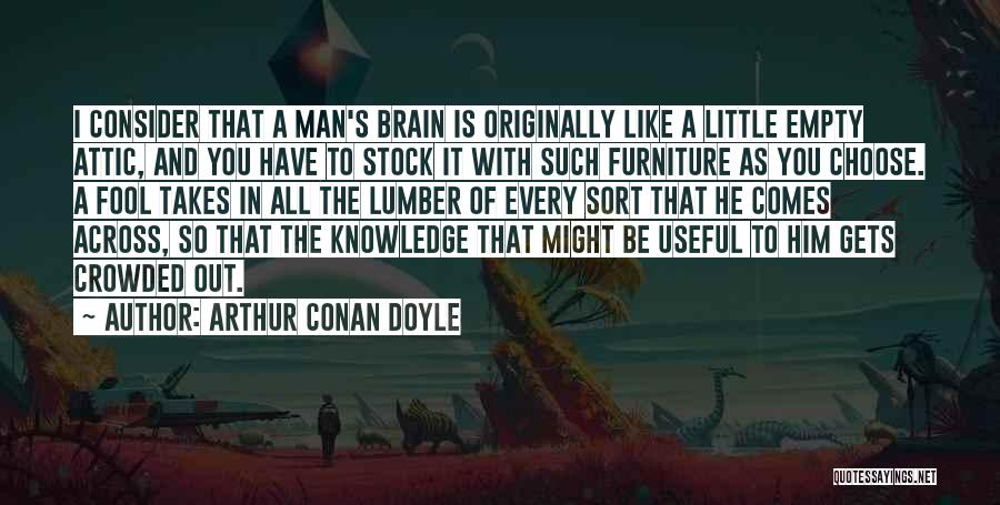 Arthur Conan Doyle Quotes 1667954