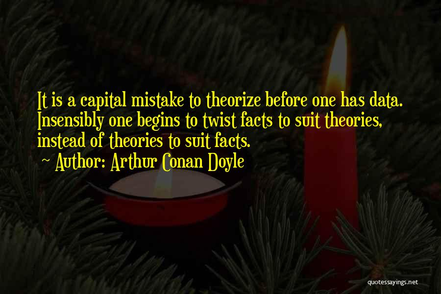 Arthur Conan Doyle Quotes 1720543