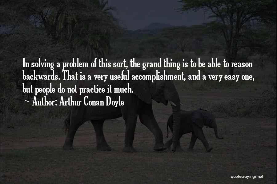 Arthur Conan Doyle Quotes 1723426