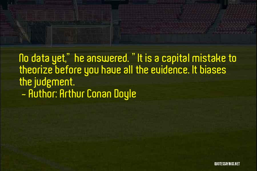 Arthur Conan Doyle Quotes 1834087