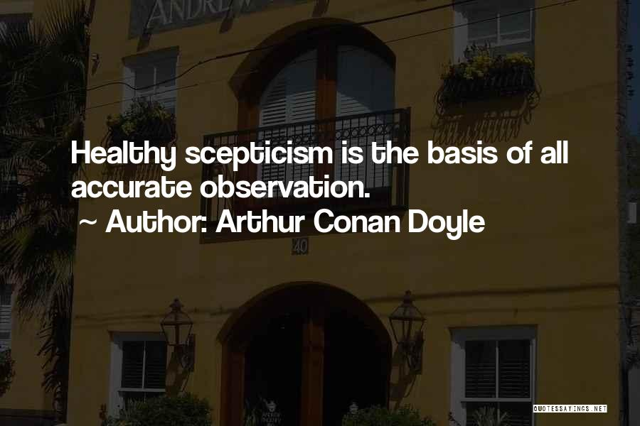 Arthur Conan Doyle Quotes 1931990