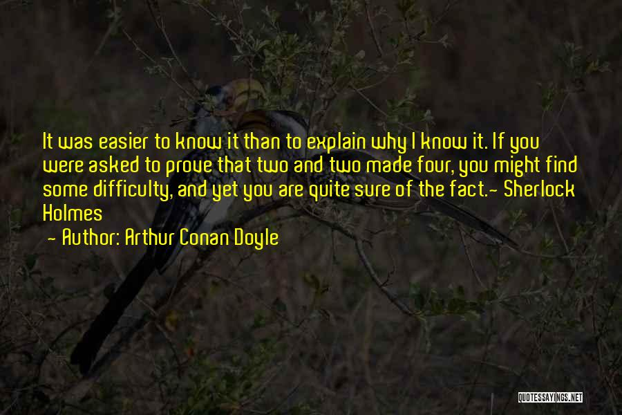Arthur Conan Doyle Quotes 1936163