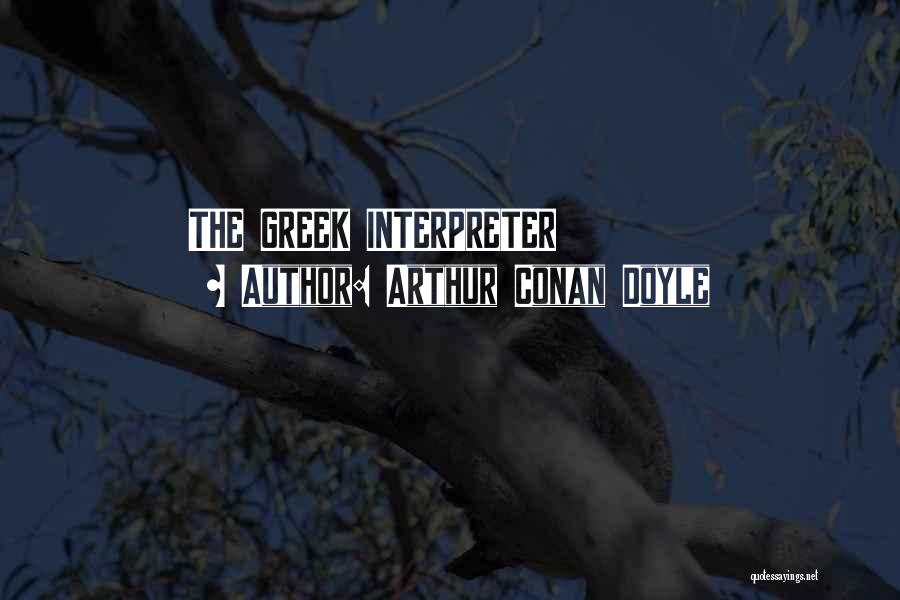 Arthur Conan Doyle Quotes 2144980