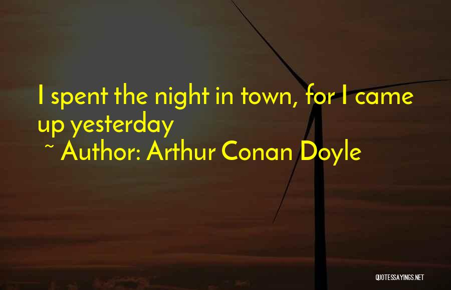 Arthur Conan Doyle Quotes 2166363