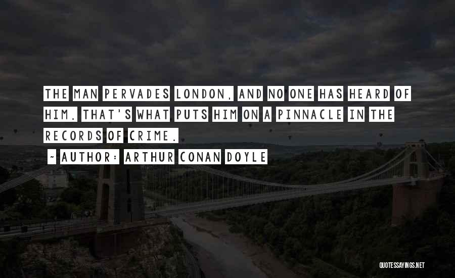 Arthur Conan Doyle Quotes 2170522