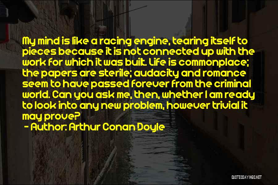 Arthur Conan Doyle Quotes 2213673
