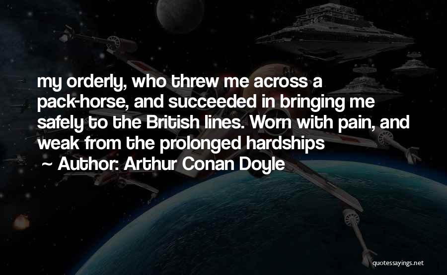 Arthur Conan Doyle Quotes 291426