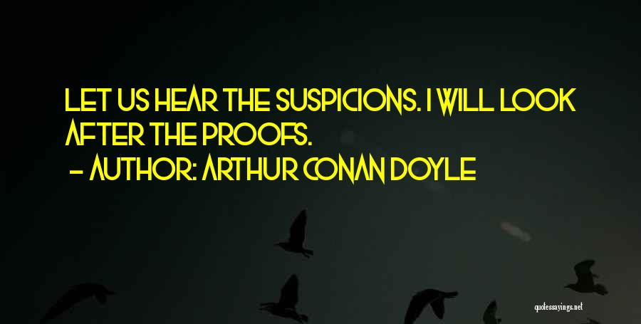 Arthur Conan Doyle Quotes 302015