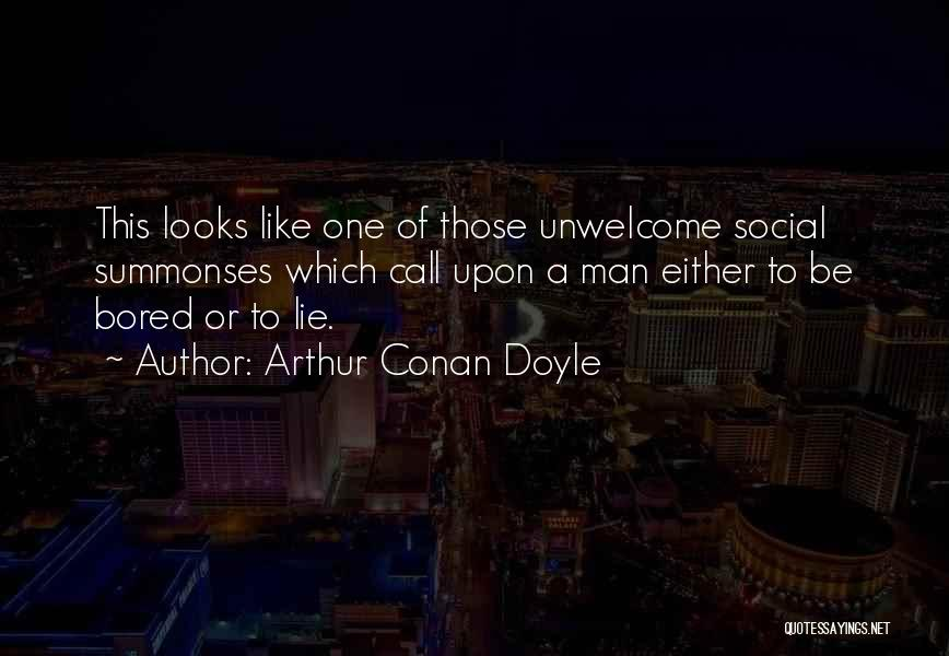 Arthur Conan Doyle Quotes 958164