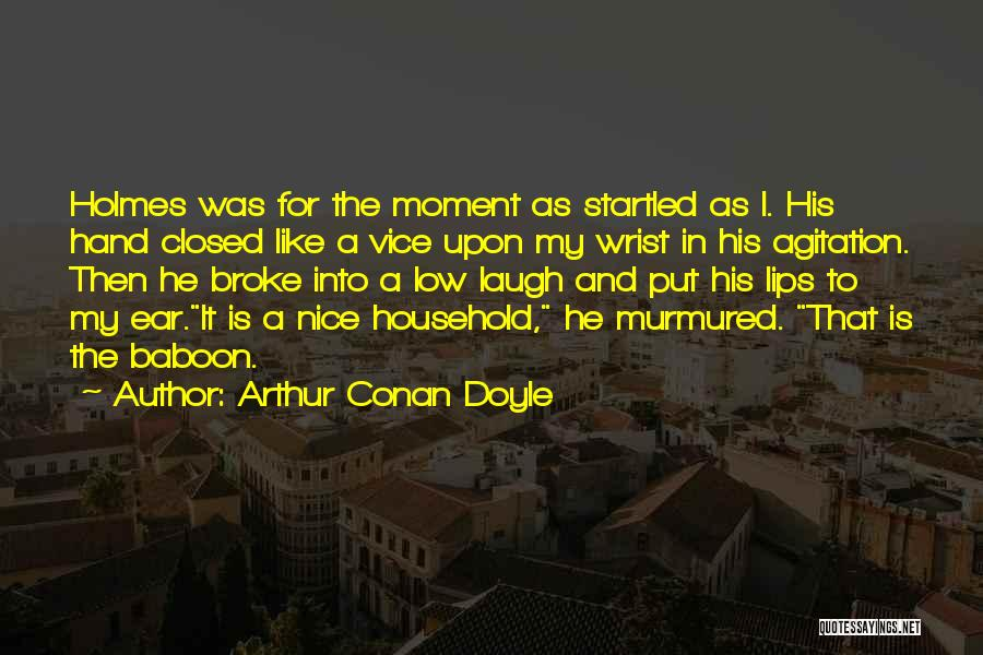 Arthur Conan Doyle Quotes 994661