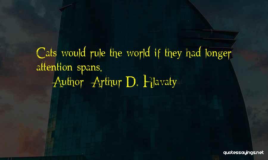 Arthur D. Hlavaty Quotes 1472027