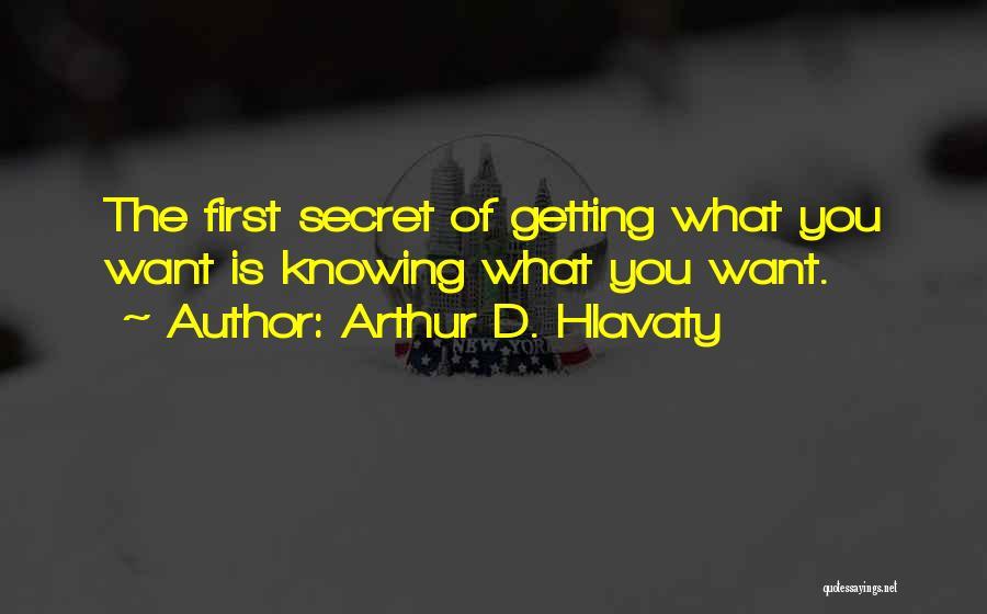 Arthur D. Hlavaty Quotes 1872709