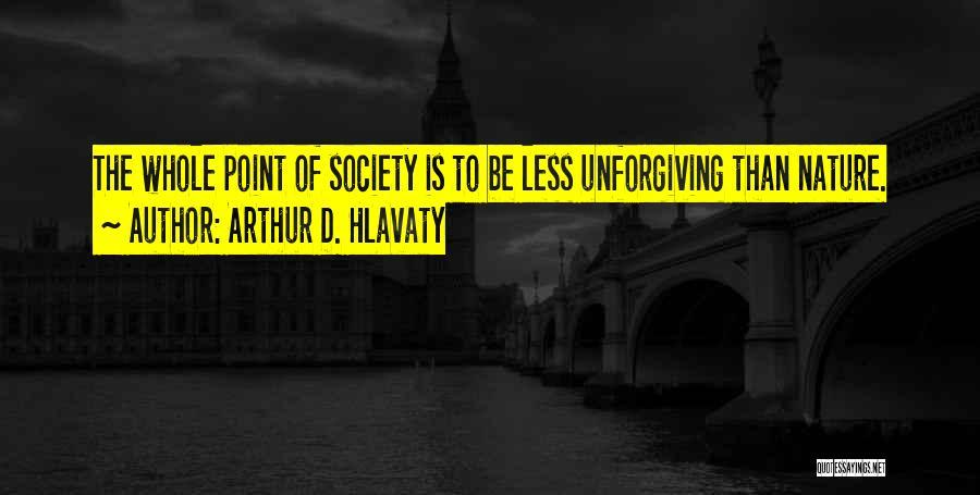 Arthur D. Hlavaty Quotes 94115