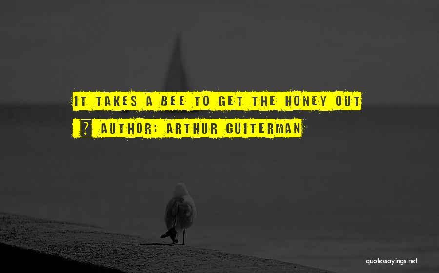 Arthur Guiterman Quotes 1267970