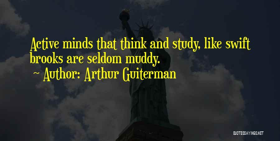 Arthur Guiterman Quotes 1281852