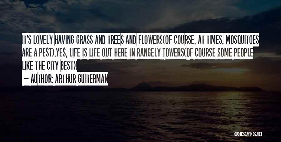 Arthur Guiterman Quotes 1299875