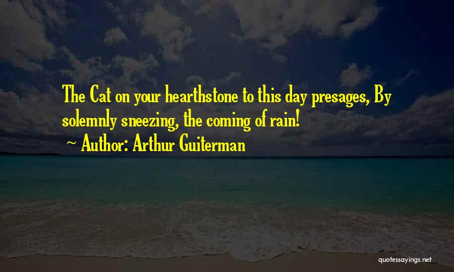 Arthur Guiterman Quotes 1347668
