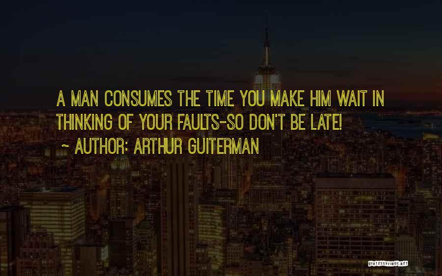 Arthur Guiterman Quotes 1668832