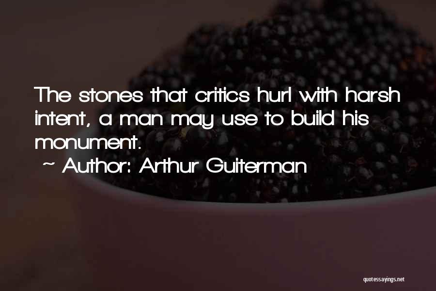 Arthur Guiterman Quotes 1812235