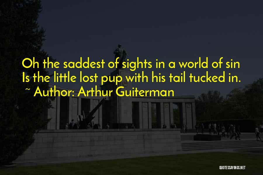 Arthur Guiterman Quotes 1989506