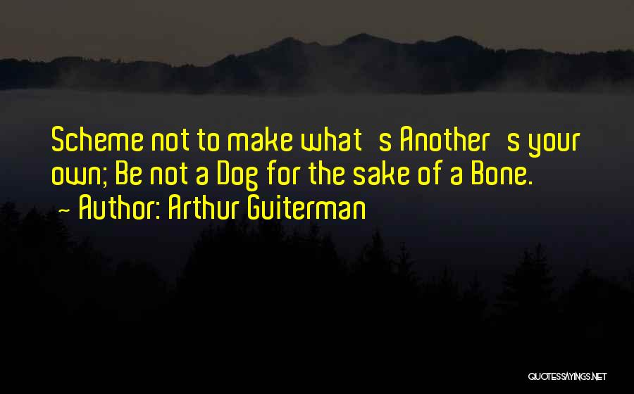 Arthur Guiterman Quotes 2075028