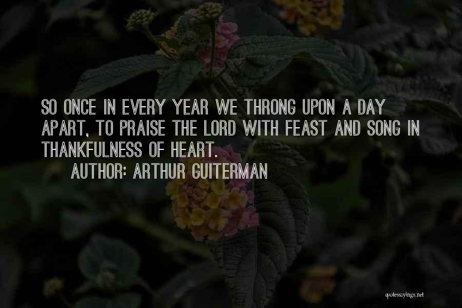 Arthur Guiterman Quotes 2091629
