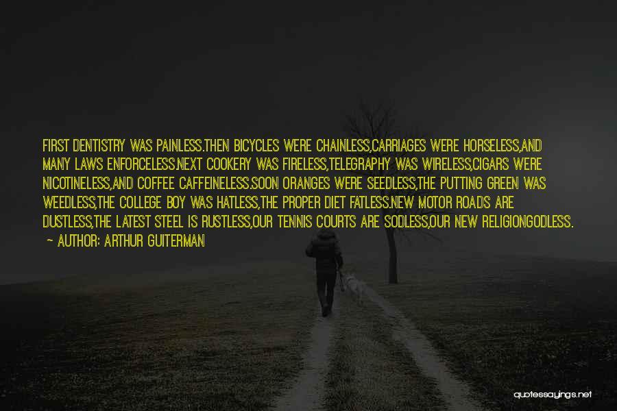 Arthur Guiterman Quotes 758170