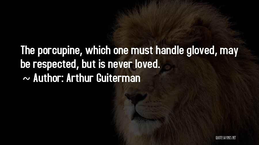 Arthur Guiterman Quotes 870089