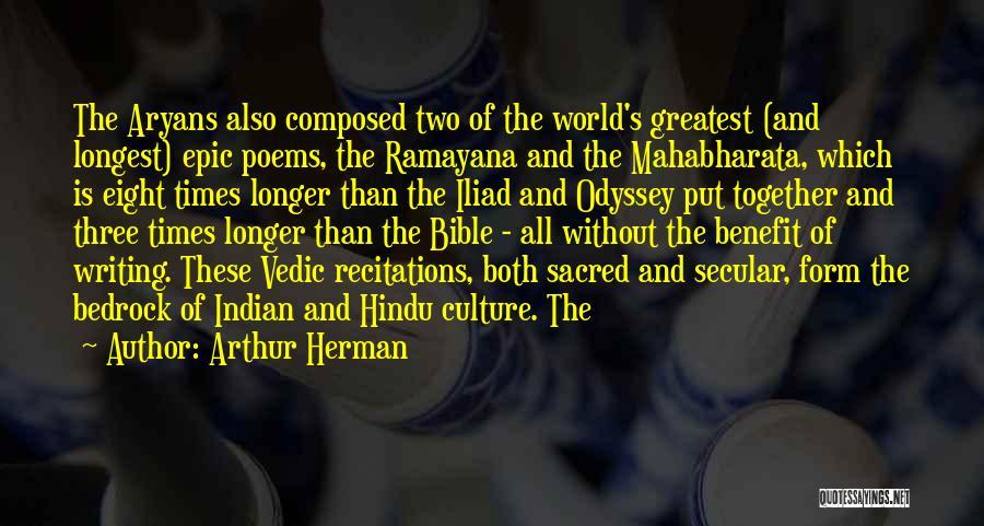 Arthur Herman Quotes 1492559
