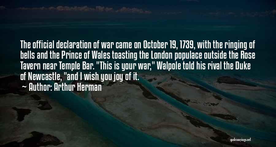 Arthur Herman Quotes 1953574