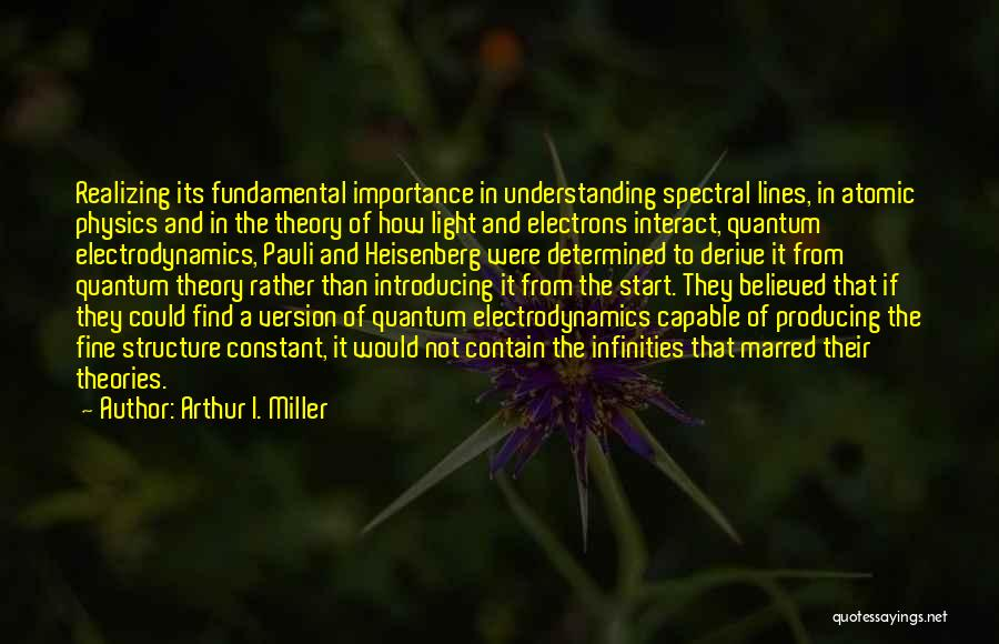 Arthur I. Miller Quotes 614616