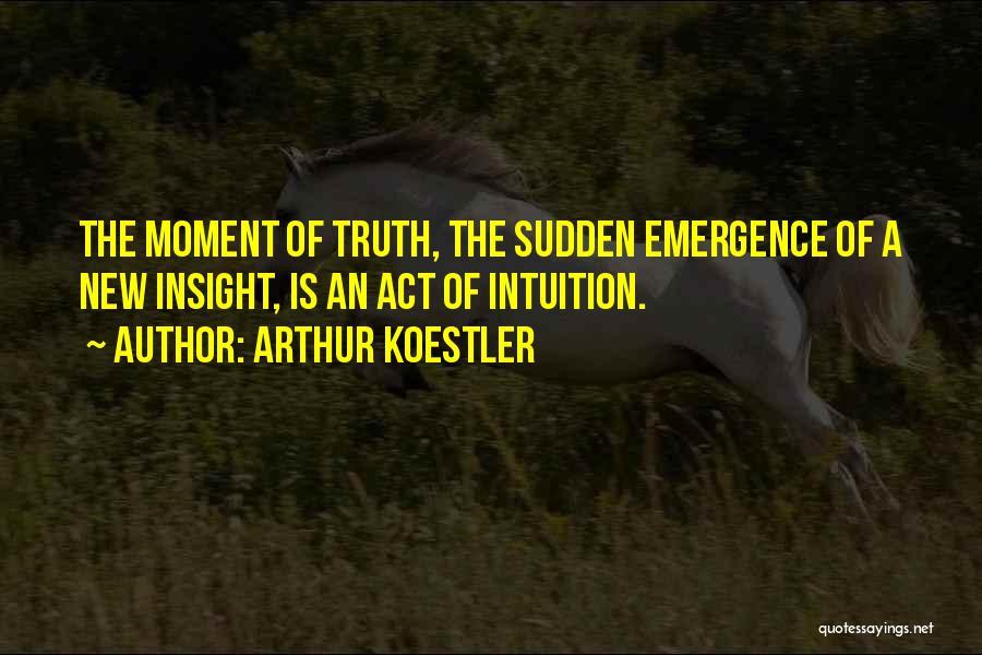 Arthur Koestler Quotes 1184475