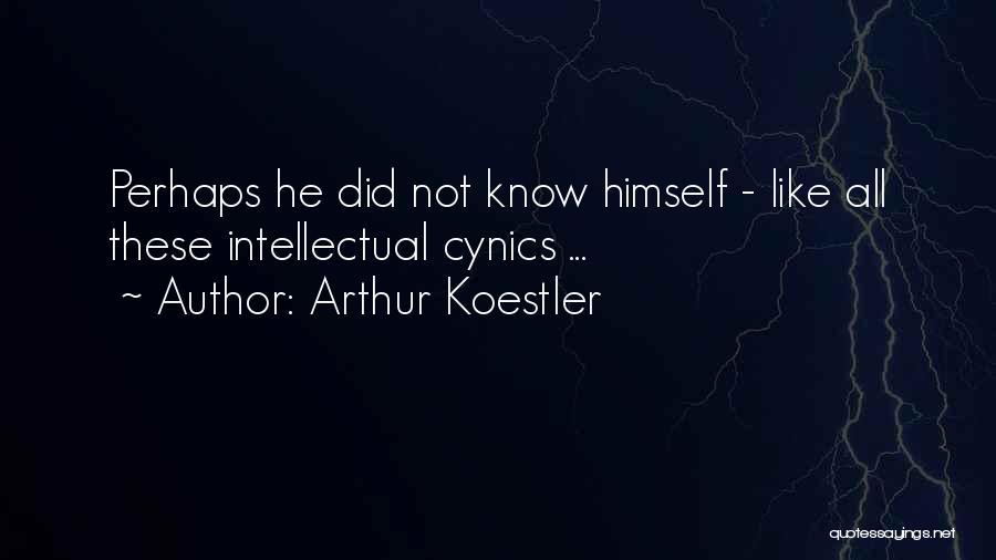 Arthur Koestler Quotes 1185160