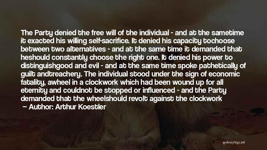 Arthur Koestler Quotes 1341672