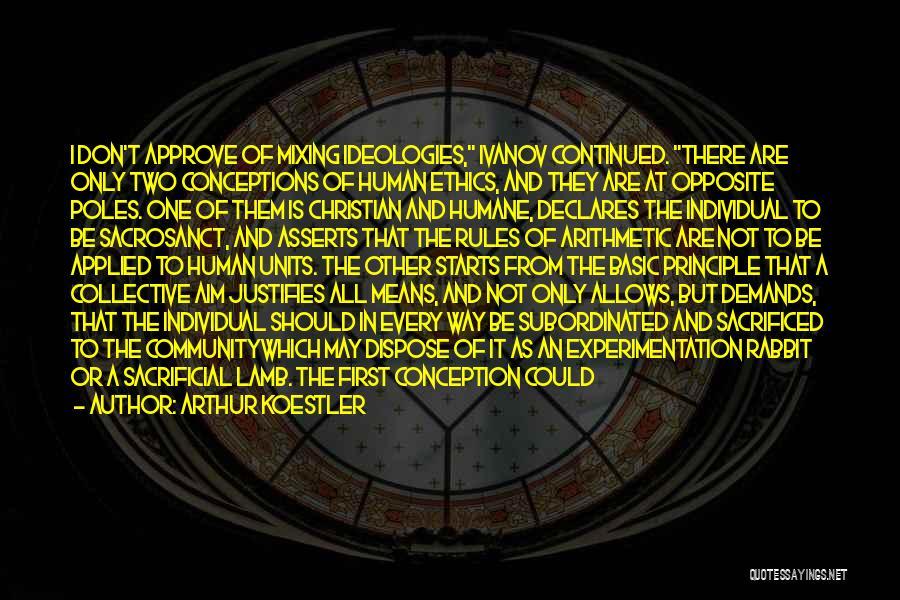 Arthur Koestler Quotes 1443155