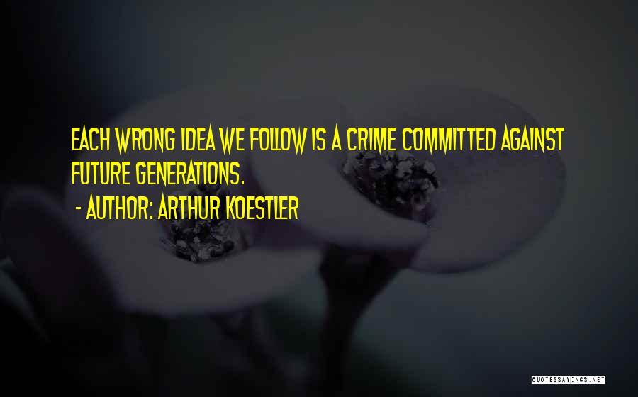 Arthur Koestler Quotes 175859