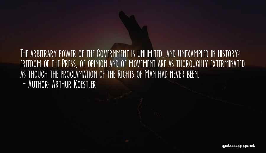 Arthur Koestler Quotes 1780676