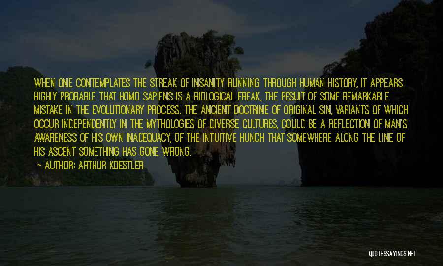 Arthur Koestler Quotes 1864481