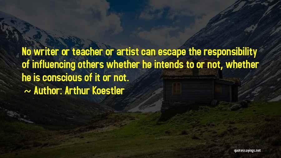 Arthur Koestler Quotes 2233367